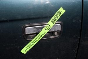 door-tape